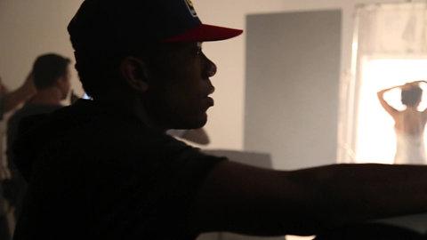 Keith Robinson MV - Behind The Scenes