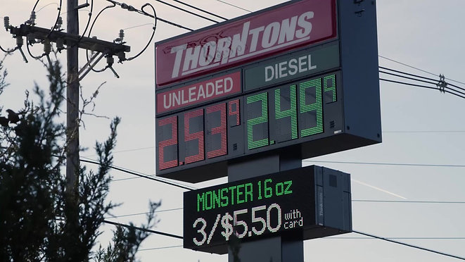 ThinkSIGN LED Signs Support Thornton's Centralized Pricing
