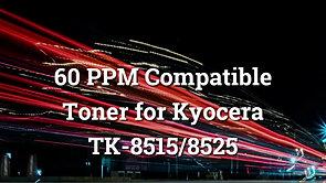 CM 55 PPM & 60 PPM Compatible Toner