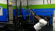 TRX Back Row