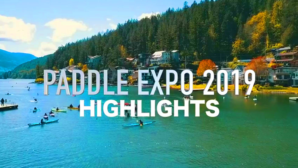 PADDLE EXPO HIGHLIGHTS 2019