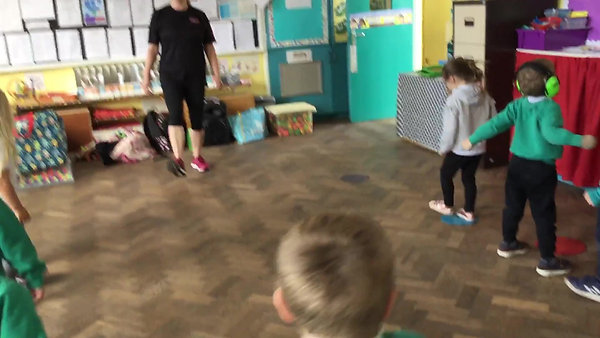 Poppin' Pilates! The Gruffalo!