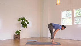 Gentle Vinyasa with Sandra Rossetter