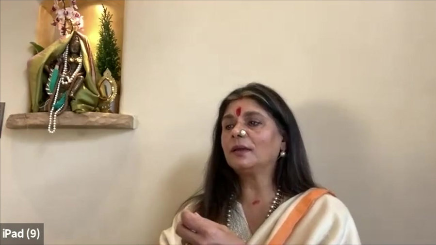 Yogini Shambhavji The Transformative Shakti of Inner Self-Awareness