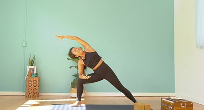 Vinyasa Flow Yoga with Diana Ho