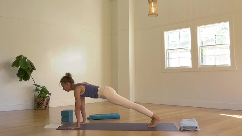 Hatha Yoga with Mary Bastien