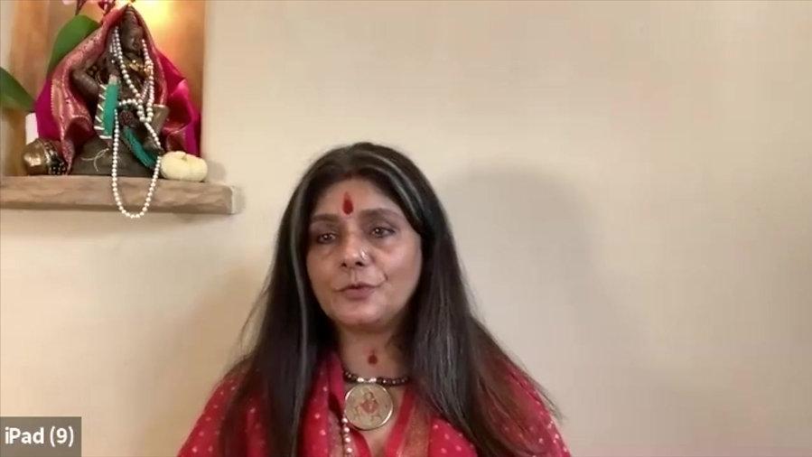 Yogini Shambhavji Ritualizing Shakti in our daily lives