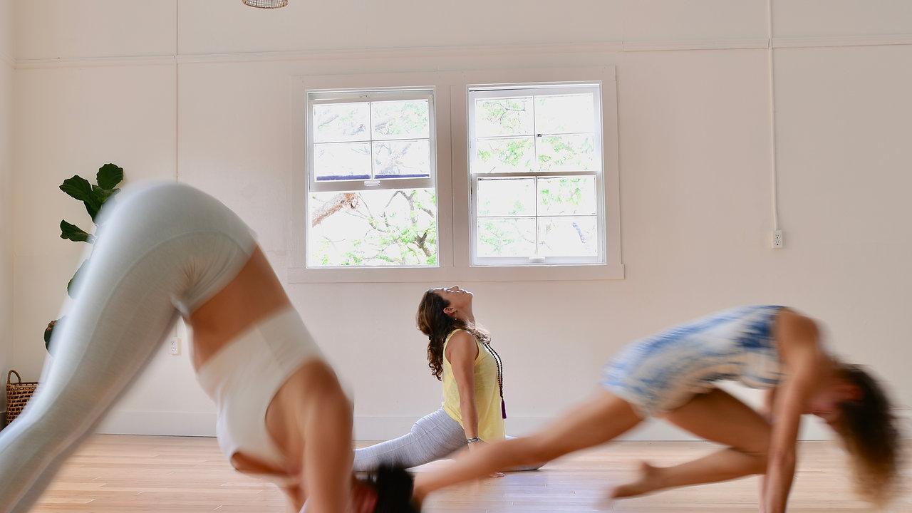 Yoga in Multi Languages