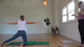 Gentle Flow Yoga 60min with Maiara Brandimarti
