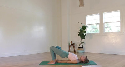 Yoga Twist Tri-Dosha balancing 60min with Mary Bastien