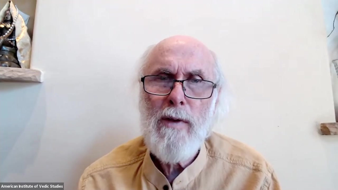 Dr. David Frawley KUNDALINI SHAKTI & CHAKRAS in TRADITIONAL YOGA and AYURVEDA
