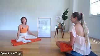 Surya Namaskar Sadhana 1hr lecture/practice with Mary Bastien At Open Space Yoga Hawaii