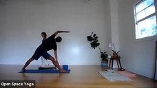 "Hatha Yoga ""Kapha balancing"" 60min with Mary Bastien"