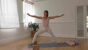 Hatha Yoga Side bends 90 Mins with Mary Bastien