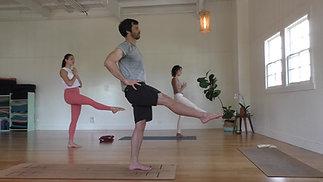 Vinyasa Flow Yoga 70min with Eliza Veta