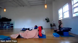 Restorative Yin Yoga 90min with Sara Phelan at Open Space Yoga Hawaii