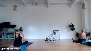 Kundalini Yoga 1hr with Daria Chadaj at Open Space Yoga Hawaii