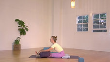 Soma Yoga relaxing class 40min with Mary Bastien