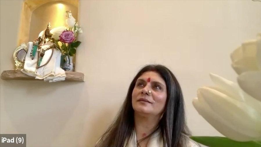 Yogini Shambhavji SANKALPA SHAKTI- THE POWER OF SACRED INTENT