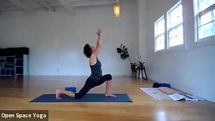 "Hatha Yoga ""Pitta balancing "" 75min with Mary Bastien"