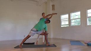 Hatha Yoga Gentle Twist 1hr with Mary Bastien