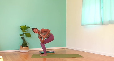 Hatha Yoga with Paula Celzo