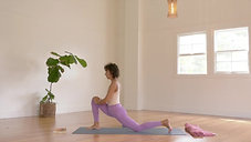 Gentle Yoga flow with Mary Bastien