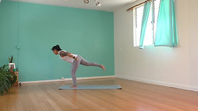 Vinyasa Flow 60min with Stephanie Kong