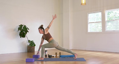 Vinyasa Flow with Cassidy McHugh