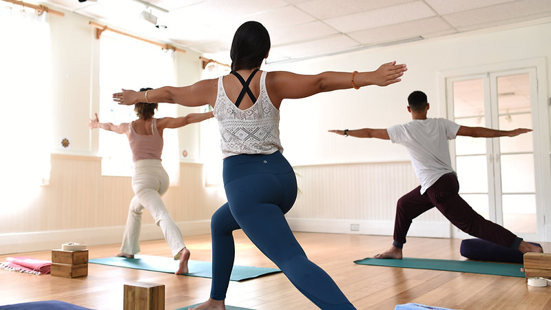 All On-Demand Yoga Offerings
