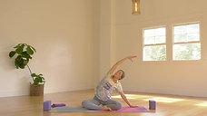 Prenatal Yoga 1st trimester with Maiara Brandimarti