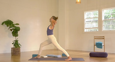 Yoga Back Bends with Mary Bastien