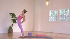 30min Morning Yoga wake your Agni with Mary Bastien
