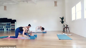 Yoga All levels 60min with Ruby Lee