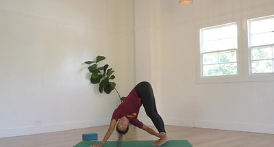 Vinyasa  Flow 60mins with Diana Ho