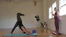 60min Vinyasa Flow Yoga Level 2 with Maiara Brandimarti
