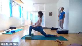 Yoga All Levels 90min With Cecilia Ryan