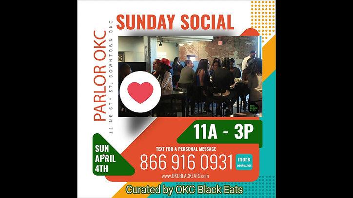 Sunday Social Brunch Teaser - Easter Sunday