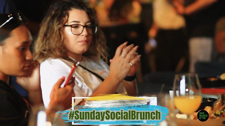 Sunday Social Brunch Recap - Easter Sunday