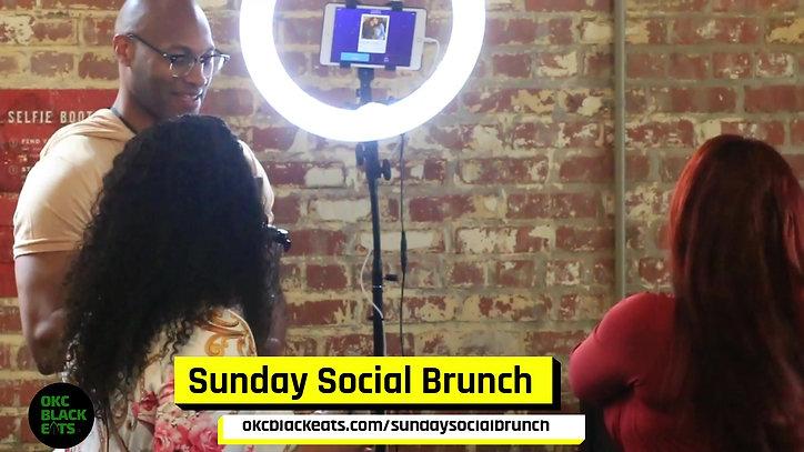 Sunday Social Brunch Maurice Johnson Recap - May 9 2021