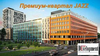 Благоустройство двора-парка столичного премиум-квартала JAZZ