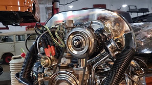 Aircooled Engine 1500