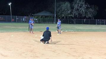 VR Baseball Training