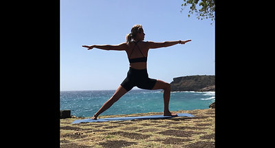 Cleansing Yoga Sequence