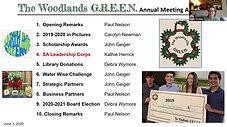 Annual Meeting 2020-Student Ambassadors Part 2