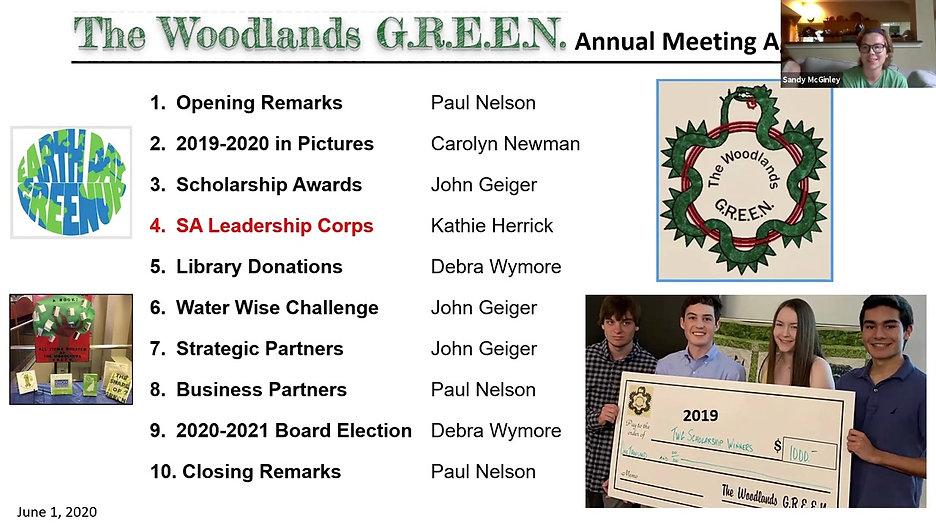 2020 Annual Board Meeting Videos