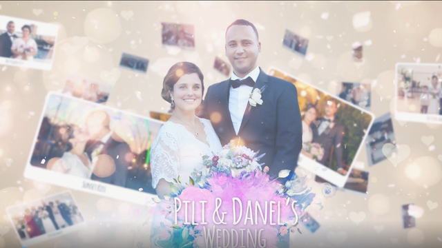 Pili & Danel Wedding