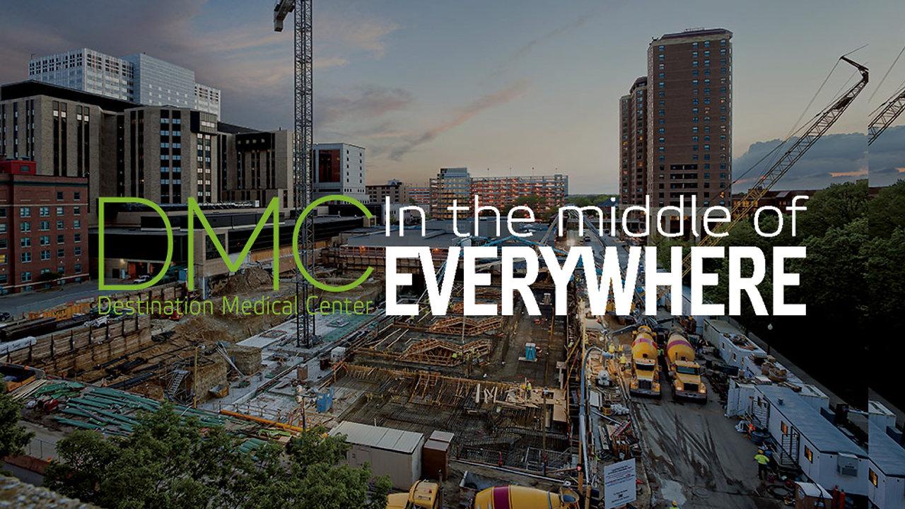 DMC Progress 2019