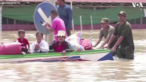Cambodia Flood Relief