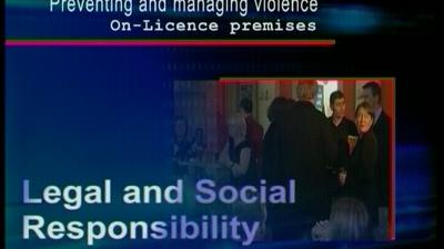 Legal and Social Responsibilty